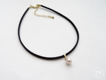 18K Yellow Gold, Freshwater Pearl