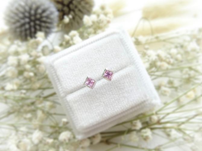 粉紅剛玉 ✦ Pink Sapphire
